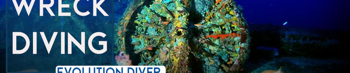 PRESENTAZIONE CORSO Wreck Diving